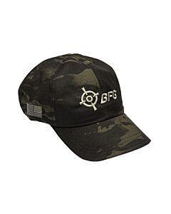 BFG Cap-Multicam Black
