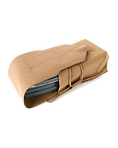 Double M4 Magazine Pouch-Coyote Brown