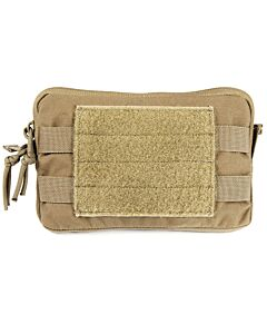 Admin Pouch-Coyote Brown