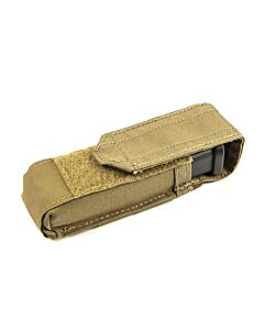 Single Pistol Mag Pouch-Coyote Brown