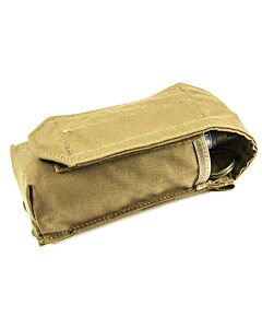 Single Smoke Grenade Pouch-Coyote Brown