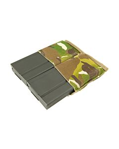 Ten-Speed Double 308 Mag Pouch-Multicam