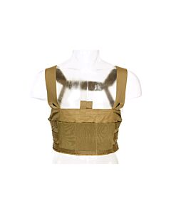 Ten-Speed 308 Chest Rig-Coyote Brown