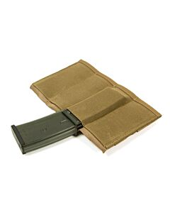 Ten-Speed Quad MP7 Mag Pouch-Coyote Brown